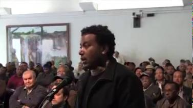 DC Taxi cab Commission Refuses to listen to an Ethiopian because of his accent