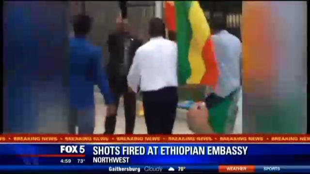 Fox News DC - Shots Fired, Man Arrested At Ethiopian Embassy In DC