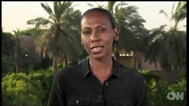 CNN - Recently Released Christian Ethio-Sudanese woman from Sudanese