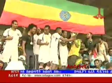 Ethiopian Sport News - Monday 10 Mar 2014 - Evening