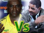 Sheger FM - Team Ethiopia coach Sewnet Bishaw vs veteran sports journalist Genene Mekuria