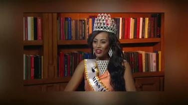 VOA - Interview With 2014 Miss Africa USA Meron Wudneh | September 2014