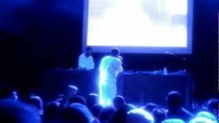 Mos Def rapping to an Ethiopian song beat.