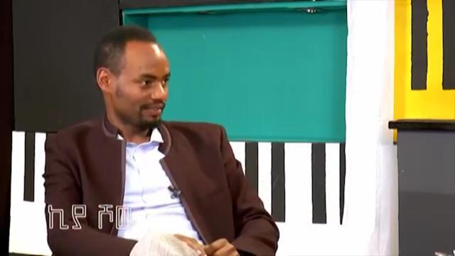 Ethiopian Gospel Singer Daniel Tilahun Interview on Kiya Show