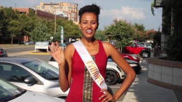 Getting To Know Miss Ethiopia 2014