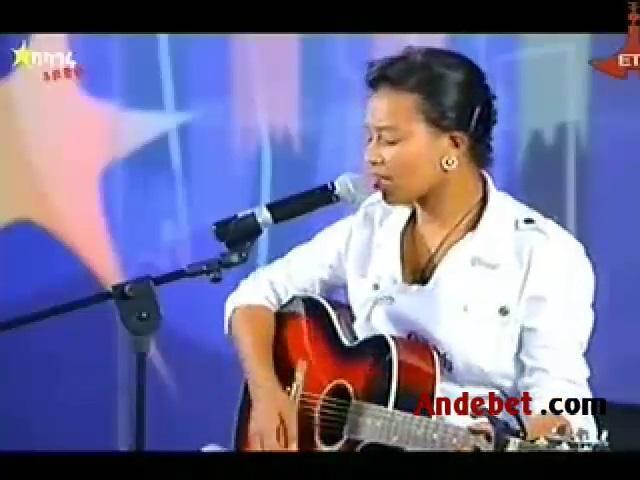 Mahlet Negash - Balageru Idol 59 [Vocal]