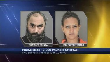 Police Arrested an Ethiopian woman for distributing a drug called Spice in Denver, Colorado USA