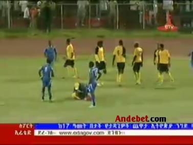 Ethiopian Sport News - Thursday 17 Apr 2014 - Evening
