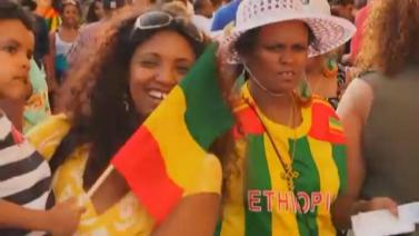 The 12th annual Ethiopian Sport And Cultural Festival Munich, 2014