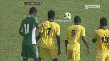 Nigeria VS Ethiopia 2-0 Goal Highlights 16 Nov 2013