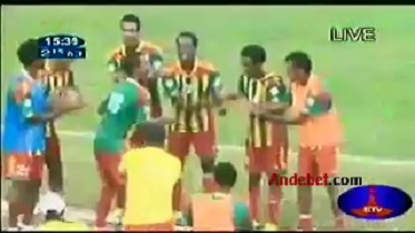 CAR 1-2 Ethiopia - All Goal Highlights