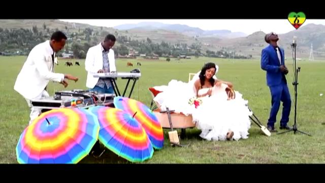 Mikiyas Kebede (Miky Gondergna) - Sergegna [New Music Video 2015]