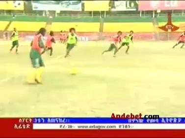 Ethiopian Sport News - Thursday 27 Mar 2014 - Evening