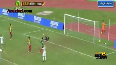 Algeria vs Ethiopia | 2-1 Goals And Highlights [AFCON 2015 Qualifiers]