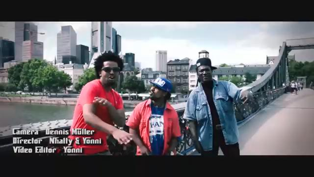 Addis Abaye - Yonni Wube & Nhatty Man Ft. Abashi [New Music Vide 2015]