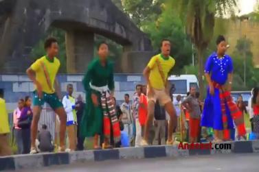 Fitsum T - Addis Ababa [New Ethiopian Music]