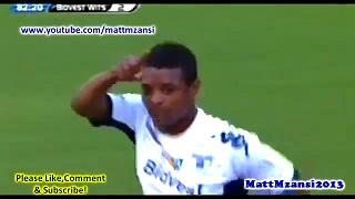 Getaneh Kebede Scores Amazing Flicked Goal vs Platinum Stars