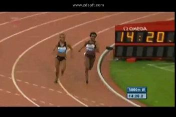Meseret Defar Defeats Tirunesh Dibaba in an amazing race in 5000m Zurich IAAF Diamond League 29 Aug