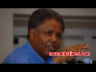 Awramba Times - Political satire on Andargachew and ESAT