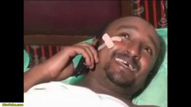 Tadias Addis Interview with Comedian Filfilu after he was Beaten by a Group of Gangs