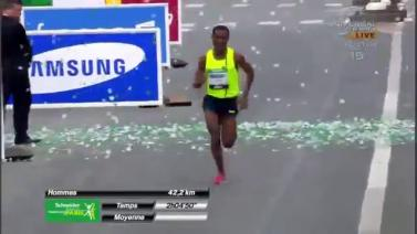 Kenenisa Bekele Wins Paris Marathon With Course Record on His First Try