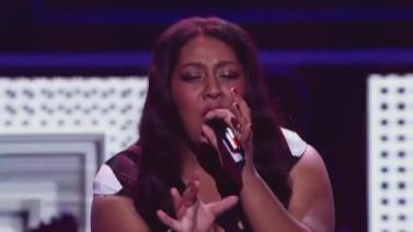 Another Great Performance by Soli Tesema 'Free' - The Voice Australia 2014