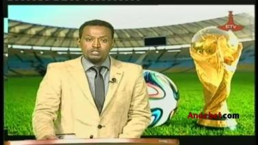 Ethiopian Sport News - Wednesday 11 June 2014 - Evening