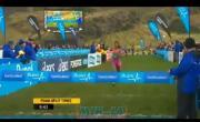 Genzebe Dibaba wins Women's 3km Bupa Great Edinburgh X Country